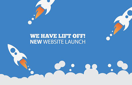 We Have Lift Off – Our New Site Is LIVE